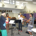 Group Student Private Lesson